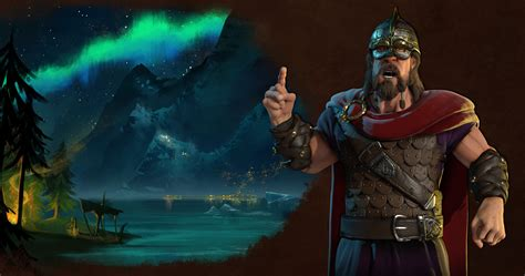 civilization  gameplay update norways leader