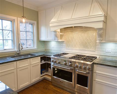 White Kitchen Tile Backsplash Ideas by Traditional Kitchen Backsplash Ideas 8279 Baytownkitchen