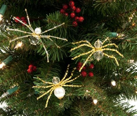 why are spider webs a popular christmas tree decoration terradrift