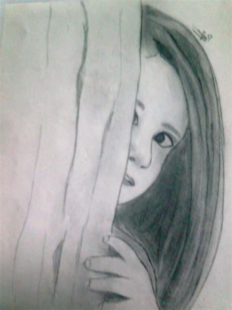 Sketches Pencil by Creative Pencil Sketches Pencil Sketch My Photo Drawing