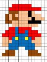 Wonderful Coloriage A Dessiner Sur L Ordinateur #8: Mario.png