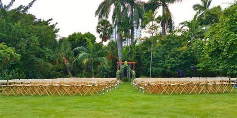 Miami Beach Botanical Garden Weddings Get Prices For Miami Botanical Garden