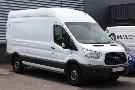 Ford Transit by Ford Transit