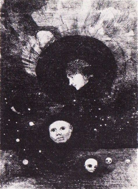 The Graphic Works Of Odilon Redon noirs by odilon redon kunstkabinett