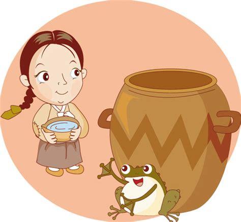 korean story kongji and patzzi traditional korean story plus free