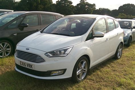 2015 Ford C Max by 2015 Ford C Max 1 5 Tdci Titanium X New Arrival