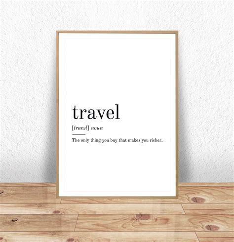 free printable wall art travel travel definition printable wall art travel print travel