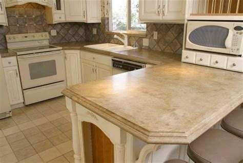 Cement Kitchen Countertops Concrete Kitchen Countertop