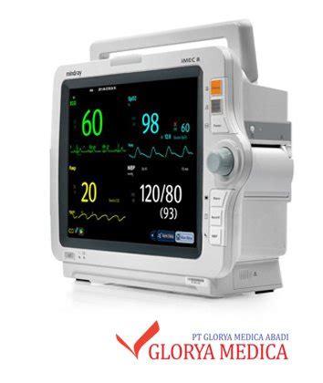 Termurah Fetal Doppler Lotus Lt 800 harga patient monitor mindray imec 8 monitor pasien