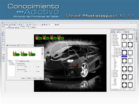 tutorial photoimpact xl conocimiento corner ulead photoimpact xl 11 software