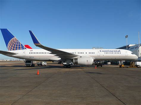 a history of continental airlines part 2 airlinegeeks