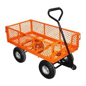 Online Purchase Home Decor Items kubota 12105 convertible yard cart lowe s canada