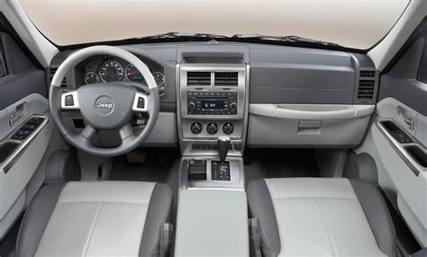 jeep liberty limited interior chrysler russia at the moscow international motor show