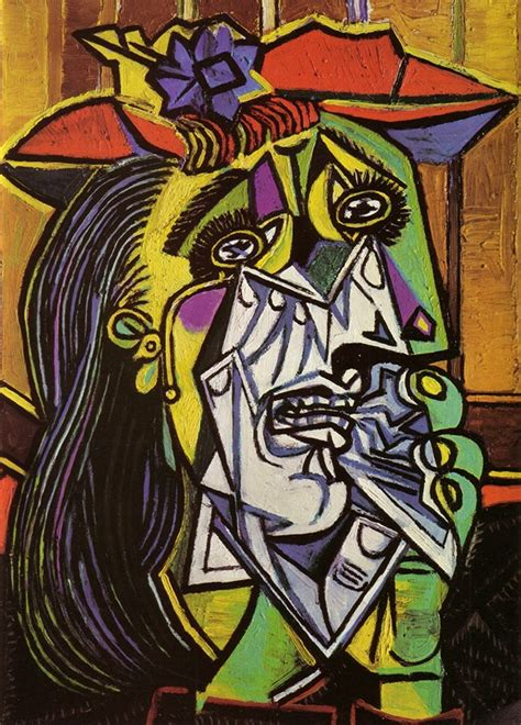 Home Decor Daily Deals by Picasso Weeping Woman Repro Art Print A4 A3 A2 A1 Ebay