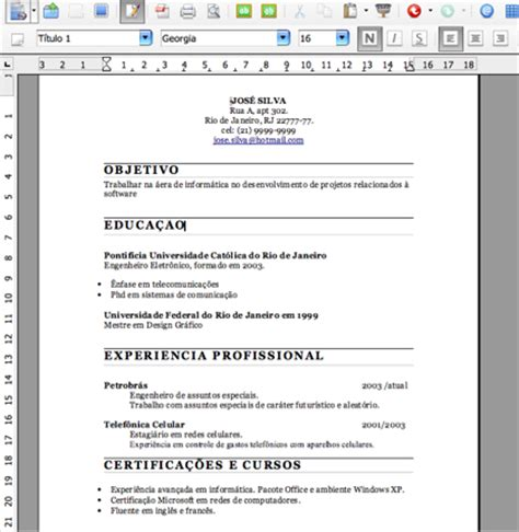 Modelo Curricular Robert Gagné Graja 218 News Aprenda Montar Um Curr 237 Culo Os 10 Passos Ideais Jornalexpress Www Jex Br