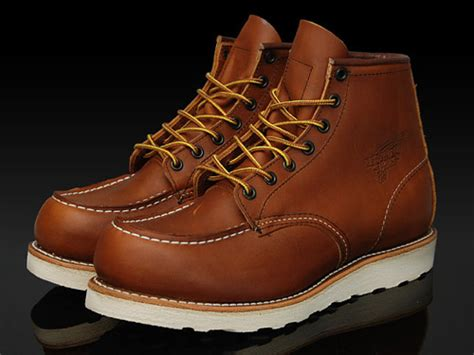 Sepatu Timberland Safety Ring wing work boot og collection hypebeast