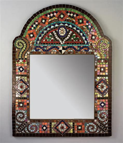 mosaik spiegel mirror mosaic ideas 2012 home conceptor