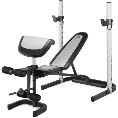 golds gym bench press very cheap olympic weight set gold s gym platinum mid