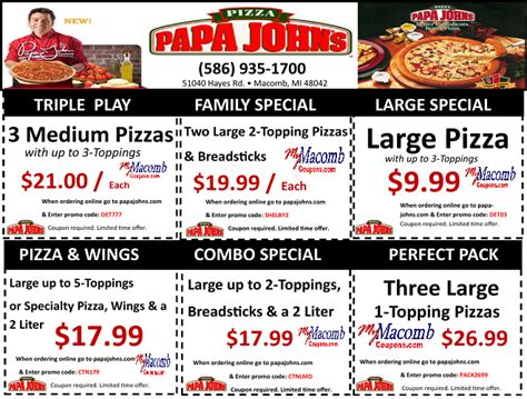 papa john s discount vouchers coupon code papa johns 2017 2018 best cars reviews