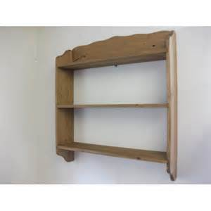 pine wall shelves w91 5cm