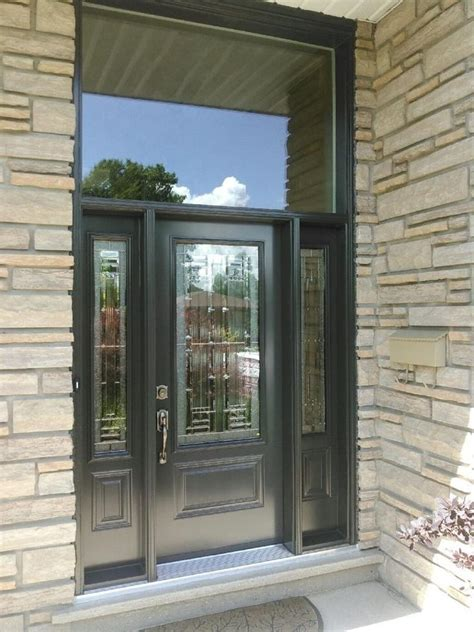 decorative glass door sidelights 17 best double doors with sidelights images on pinterest