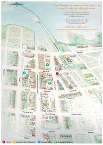Downtown Map Downtown Map Downtown Collingwood Bia