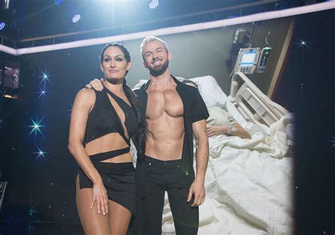 nikki bella and artem new couple alert nikki bella dancing with the stars