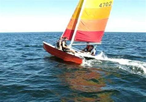 catamaran 16 pieds a vendre catamaran 224 vendre catamaran prindle 16 pieds 1980 171 les