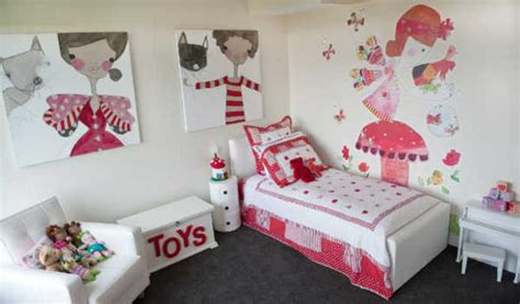 red and white girls bedroom red and white delightful girl s bedroom design kidsomania