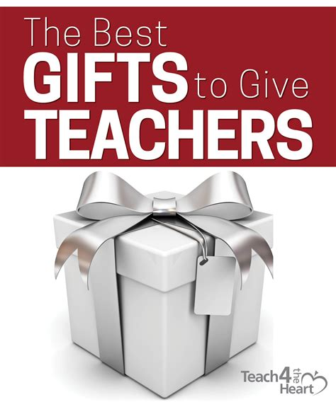 the best gifts to give teachers ones they won t regift