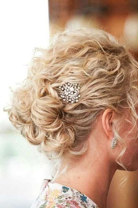 12 pretty updo hairstyles for updo hairstyles for curly hair the best