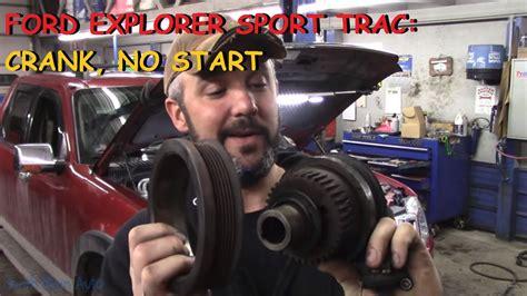 no crank no start ford ricks free auto repair advice ricks free auto repair advice ford explorer sport trac crank no start youtube