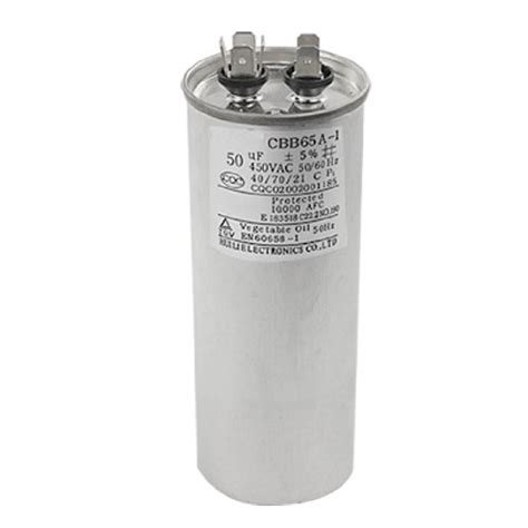air capacitor working voltage air conditioner cbb65a 1 50uf 50 60hz motor run capacitor dt ebay