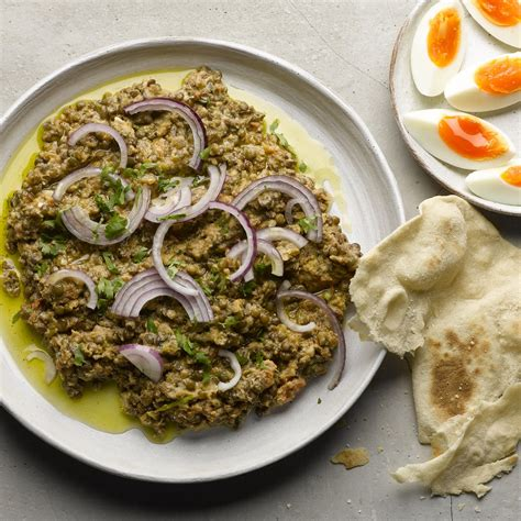 ottolenghi vegetarian pasta recipes crushed puy lentils with tahini and cumin i ottolenghi recipes