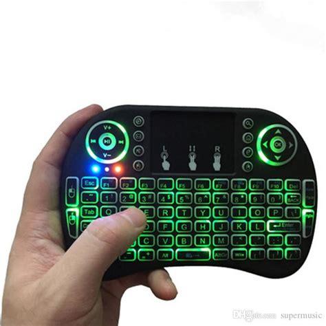 Rii I8 2 4g Mini Wireless Keyboard portable rii 2 4ghz mini i8 wireless keyboard backlight