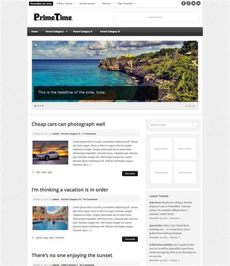 layout builder wordpress theme 20 killer wordpress themes with layout builders