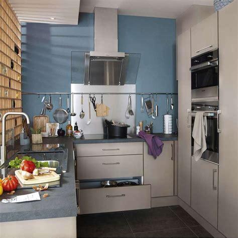 colores pared cocina foto pared color azul gris 225 ceo en cocina 225935