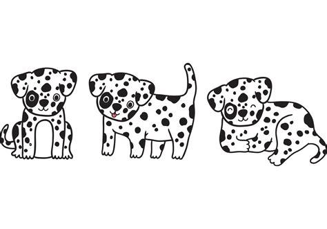 free dalmatian puppies free vector dalmatian puppy vector free vector stock graphics images