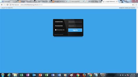 cara mencari bug url entertainment cara mencari halaman login admin pada suatu website