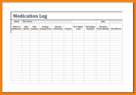 prescription list template 28 images medication list