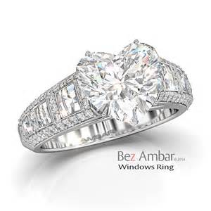 shaped engagement ring shaped engagement rings that are actually amazing and posh weddings