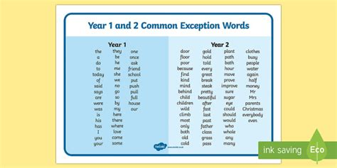 key to s new higher arithmetic classic reprint books common exception words years 1 and 2 word mat common