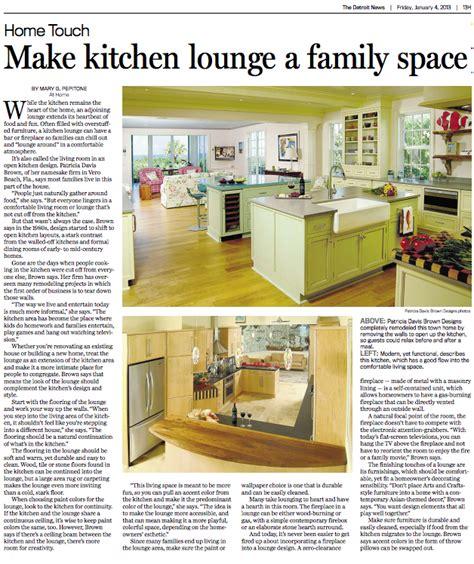 kitchen design news kitchen planning a newspaper feature dig this design