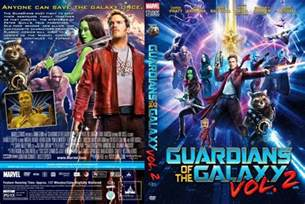 guardians galaxy vol 2 dvd covers amp labels covercity