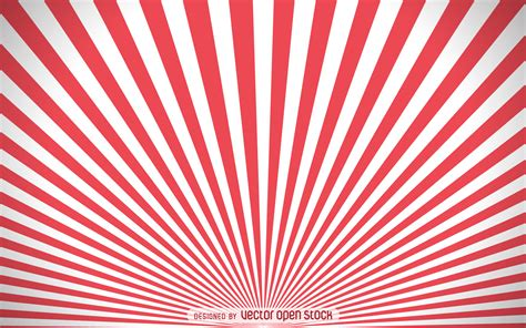 background red white red and white starburst background vector download