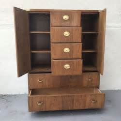 Vintage Thomasville Dresser by Vintage Thomasville Caign Highboy Dresser Chairish