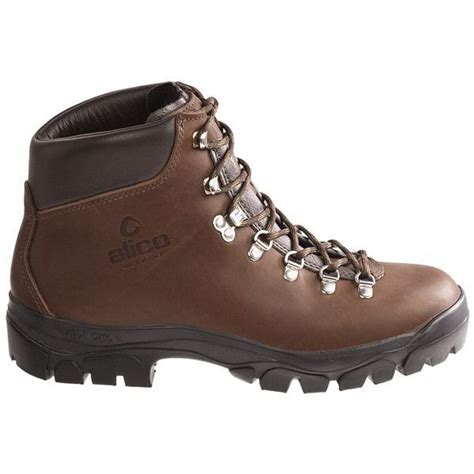 alico backcountry hiking boots leather for