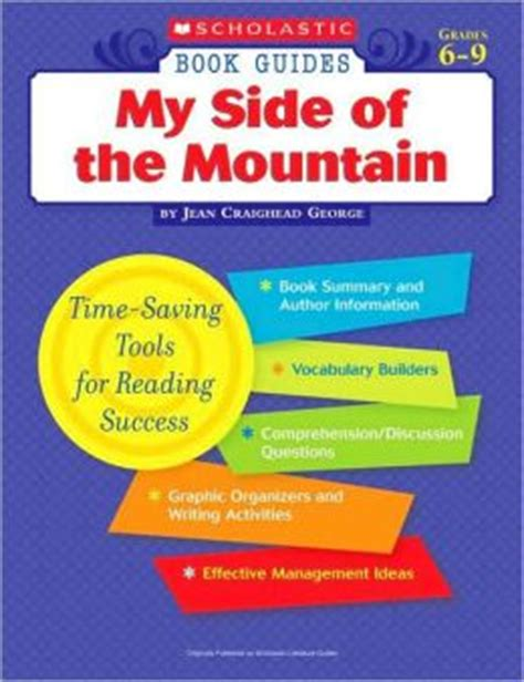 i better by your side series books my side of the mountain scholastic book guides series by