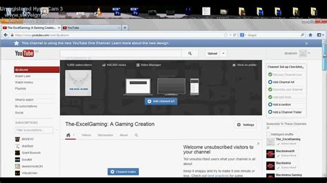 youtube no layout how to switch back to the old 2012 youtube channel layout