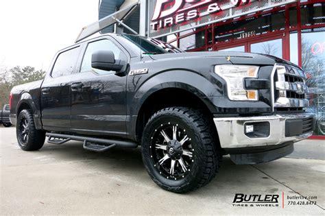 ford    fuel nutz wheels exclusively  butler tires  wheels  atlanta ga